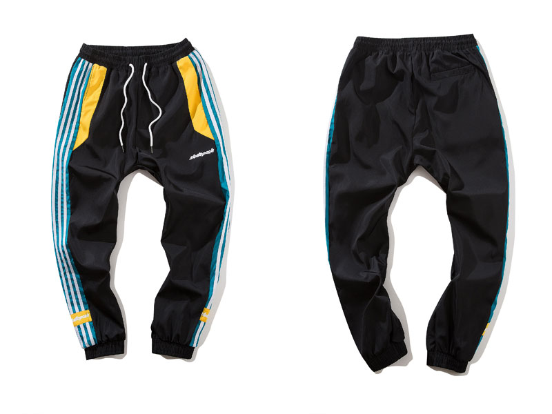 Side Stripe Track Pants 1