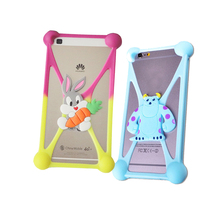For DNS S5003 Universal Phone Case For Bluboo Picasso Bumper Cover For Sencor Element P5501 Case