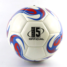 Standard Size 5 PVC Outdoor Training Soccer Balls Seamless Multicolor Professional Football Slip-Resistant bola de futebol