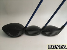 Brand New Boyea 12PCS G30 Full Set Boyea G30 Golf Clubs Driver +Fairway Woods + Irons R/S Flex Graphite Shaft With Head Cover(China)