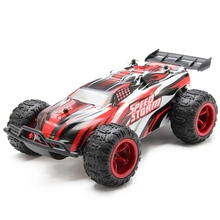 PXtoys 9601 2.4G 1/22 RC Buggy Speedstorm Blue Red Remote Control Car(China)