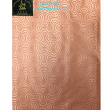 African Super Jubilee Sego Head Tie Wrap, Flower design Head Gear Nigeria Sego headtie gele & wrapper in peach color HGB790203(China)