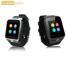 GW06 PK S8 Position Smart Watch MTK6572 Dual Core Bluetooth 4.0 Smartwatch 512MB RAM 4GB ROM 3G WIFI GPS Camera support SIM Card
