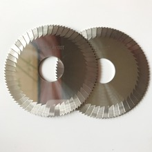 high precision 0023 C.C.slitting saw blade 80-1.4-22 side milling cutter replace WENXING 100G 100H right cutter(China)