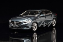 Diecast Car Model New Mazda 6 Atenza 2014 1:18 (Blue) + SMALL GIFT!!!!!!!!!!!