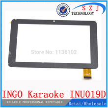 "7"" inch Tablet PC Case android INGO micro Karaoke INU019D touch screen panel Digitizer Glass Sensor Replacement Free Shipping(China)"