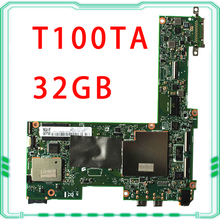 For Asus Transformer T100TA Tablet Motherboard 32GB Atom 1.33Ghz CPU 60NB0450-MB1070 Mainboard 100% tested(China)
