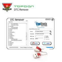 DTCRemover DTC Remover Use to remove or disable DTCs for different Cars Obd M-BUS Car