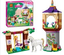 LEPIN Princess Toys Rapunzel's Best Day Ever DIY Educational Toys Building Toys Girls Gift Toys For Children 41065