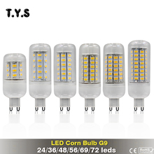 G9 SMD 5730 Lamparas Led Light Bulb 220v Led 3W 5W 7W 12W 13W 15W 20W Ampoule Led Energy Saving Lamp Replace Edison Bulb Lampen(China)