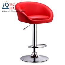 high foot front swivel crs European bar cashier lifting cr stool FREE SHIPPING