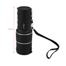 30x52 Dual Focus Zoom Optic Lens Monocular Telescope Binoculars Multi Coating Lenses Dual Focus Optic Lens Day Night Vision