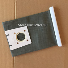1 piece Vacuum Cleaner Dust Bag Washable Cloth Filter Type G Bag replacement for Bosch GL50,GL40 Type GXL GXXL(China)