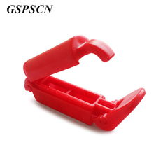 GSPSCN Auto Seat Safety Belt Anti-slip Clip Seatbelt Stopper Fixed Buckle Seat Belts Locking Clips For Child Car Baby Seat(China)