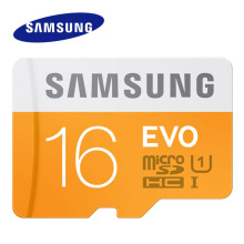 SAMSUNG Memory Card EVO MAX Read Speed 48M/s Micro SD 64GB 32GB 16GB Class 10 MicroSD Card C10 UHS-I Trans Flash MicroSDHC/SDXC(China)