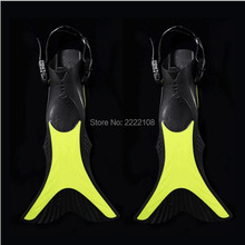 Halloween Costumes Mermaid Flippers Kids Scuba Diving Swimming For Girls Boys Adjustable Training Free Swim Fins Snorkel Monofin(China)
