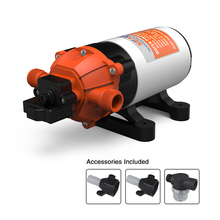 SEAFLO Marine Equipment 8.3 LPM 70PSI Boat Electric Pump 12 Volt Aquarium Pump for Water(China)