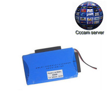 1 year CCCAM 4 lines super stable For Satellite receiver Set top box French Italy Sky Spain UK Germany by Free Shipping