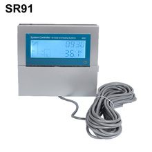Split and pressurized solar heating system Controller,SR91,Solar Auxiliary heating system control(China)