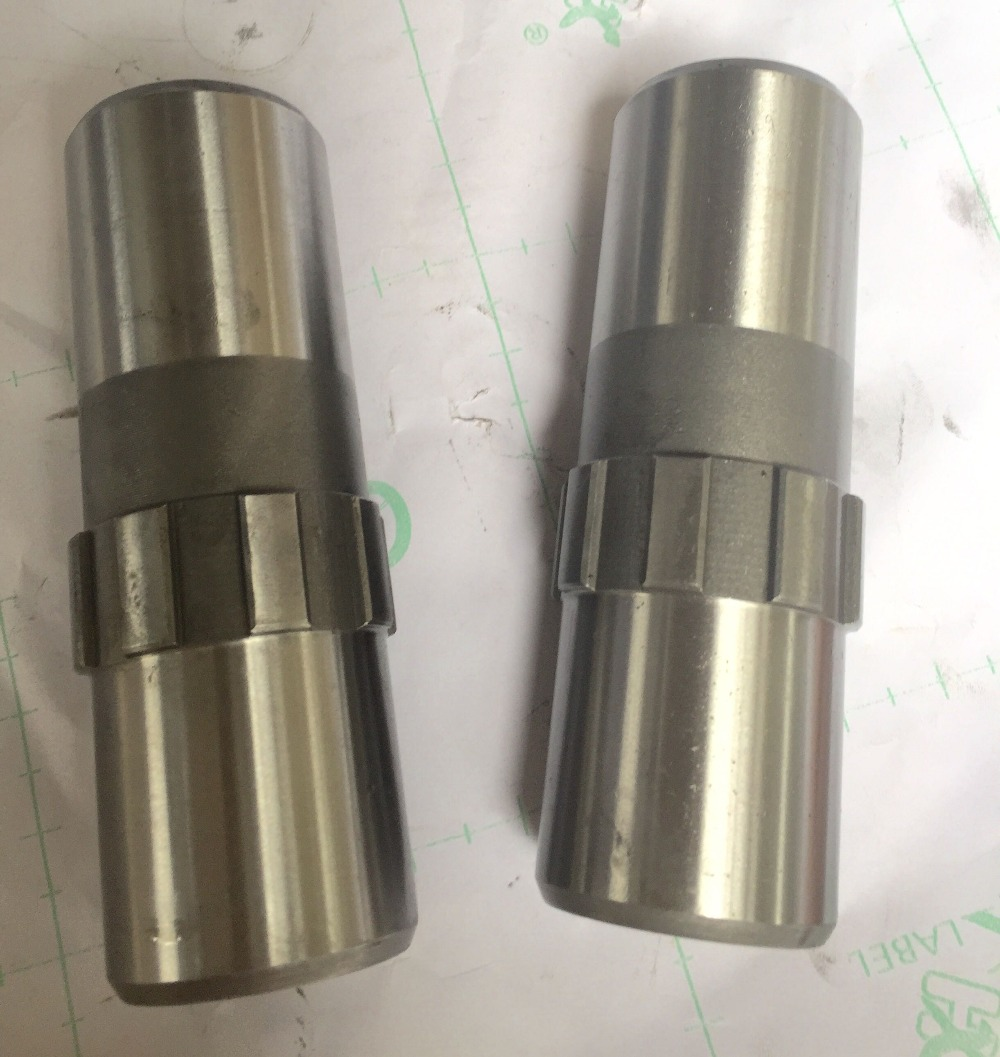 Free Shipping hexagonal output shaft sleeve for 105/135 Series Farm Tiller 178F 186F 188F Diesel Engine Power Cultivators Parts<br>