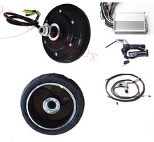 "5"" 150W 36V electric scooter motor kit   electric scooter hub motor kit for schwinn scooter  electric scooter conversion"