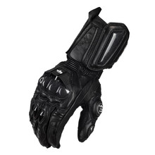 Motorcycle Gloves GP PRO Real Genuine Leather Glove Carbon Fibre Men Racing Motorbike Motocicleta guantes moto Guantes Luvas
