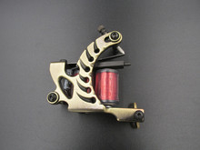 Professional Coloring Tattoo Machine Coils Shader Quality Tattoo Supply Tattoo Gun NM123
