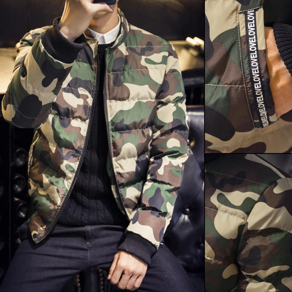 Camouflage cotton-padded clothes men fertilizer plus-size loose collar cotton-padded jacket more winter warm coatОдежда и ак�е��уары<br><br><br>Aliexpress