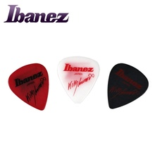 IBANEZ Kiko Loureiro Signature Plectrum for Electric Acoustic Guitar Pick, 1.2mm 1/piece Made in Japan(China)