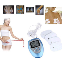 Electrical Stimulator Body Massagers Relax Muscle Slimming Acupuncture Digital Therapy Apparatus Pain Relief Machine Slimming