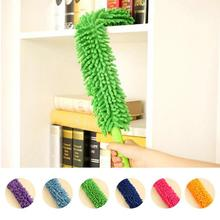 Houseware Cleaning Tools Magic Anti Static Soft Chenille Cleaning Duster Brush Dust Cleaner Handle Dust Wiper office car care 3(China)