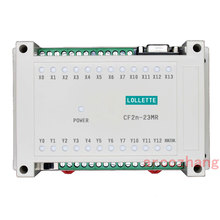 FX2N CF2N 23MR programmable logic controller 12 input 11 relay output plc controller automation controls plc system(China)