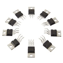 New Arrival electronic 10PCS LM1875T TO220-5 LM1875 TO220 20W Audio Power Amplifier Integrated Circuits