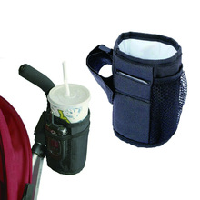 2016 Bottle holder stroller bottle bag keep warm bottle holder waterproof carriage bag hand wash new bottle accessories(China)