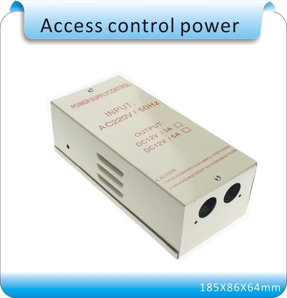 12v 3A electric lock magnetic lock cathode lock electrolock electronic access control power supply<br><br>Aliexpress