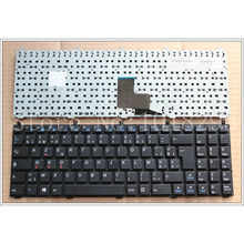 NEW Laptop Keyboard For Clevo P150HM P170HM W150HRM W170HRMP151EM W150ER W170ER Without Frame BE Belgium