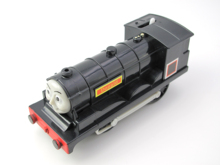 Electric Thomas Train DONALD T042E Thomas And Friends Trackmaster Magnetic Tomas Truck Locomotive Engine Railway Toys for Boys(China)