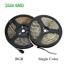 Led Strip Lights SMD3528 12V Flexible Led Strip Bar Light Waterproof IP65 Strips STAR LED Tape LED Striplight ledstrips 5m/roll