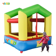 YARD Jumping Inflatable Bouncer Bouncy Inflatable Jumper Moonwalk Inflatable Bouncer Bounce House Mini Indoor Inflatable Toys