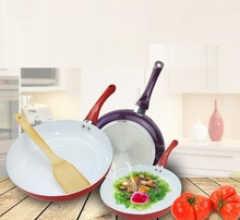 26cm Ceramic Pan Nonstick Frying Pan Ceramic Fry Egg Pan