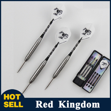 Free Shipping 3pc/lot Stainless Steel Darts Curved Aluminum Rod White Scorpion for Electronic Dart Target