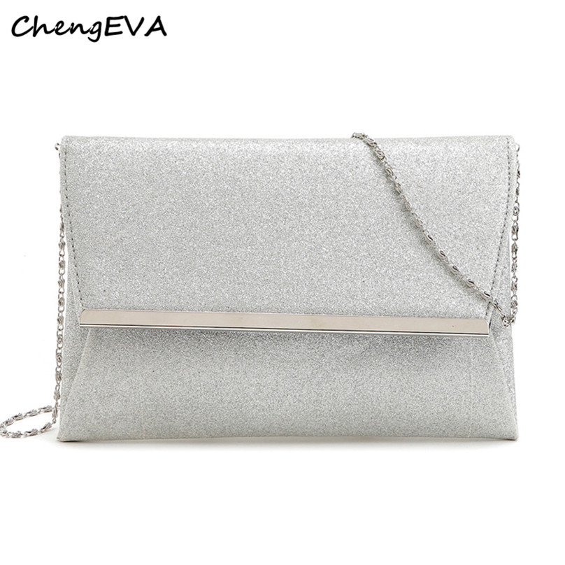New Casual Hot Attractive Luxury Women Ladies Bridal Party Evening Prom Envelope Sequins Clutch Bag Handbag Free Shipping Jan 13<br><br>Aliexpress