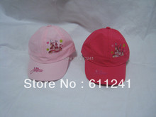 Kid`s baseball cap with printing and embroidery logo 100% factory support Mini order 50 pcs Custom children's hat