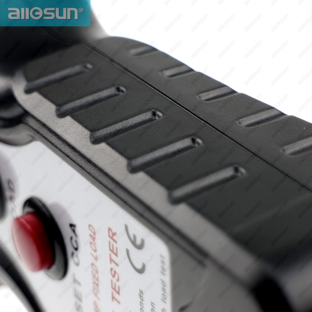 Блендеры,Миксеры All-Sun EM577 CCA Тестер автомобильных аккумуляторных батарей для проверки всех свинцово-кислотных типов с номинальным напряжением 12 В (Фото 4)