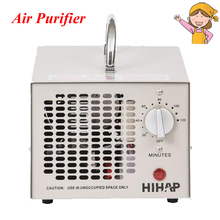 1pc Portable Ozone Generator Air Purifier Air Cleaner Oxygen Portable Ionizer HE-150(China)
