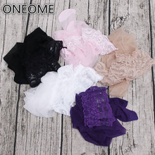 Good Quality Women Sexy Stockings Media Knee Socks Lace Top Thigh Stockings Sheer Silk Over Knee Sexy Stockings(China)