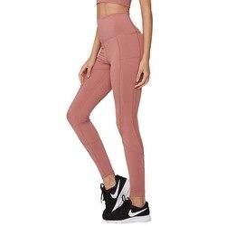 Женские эластичные леггинсы для занятия фитнесом