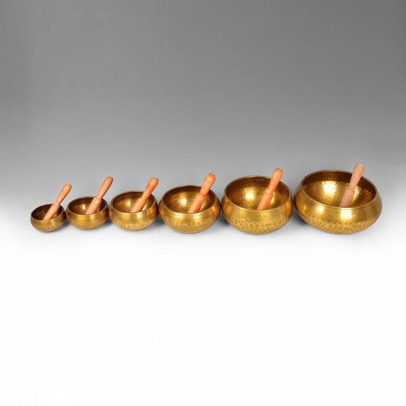 Bol Tibetain gamme complète de 7 à 17.5 cm  | oko oko
