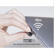 1pcs Genuine for Mouse and Keyboard Tiny  Unifying USB Receiver Dongle  Can Connect Up To Six (6) Devices w/ Unifying Logo