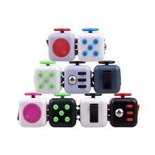 Magic Cool EDC MINI Hand Fidget Cube Toys Antistress Relieves Tension Anxiety Pressure Boring Cube Gifts For Kids+Adult with Box